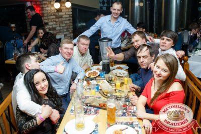День защитника Отечества, 23 февраля 2018 - Ресторан «Максимилианс» Казань - 00061