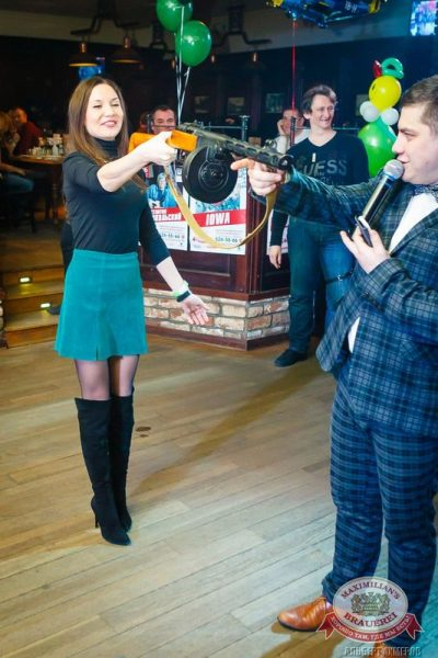 День Защитника Отечества, день второй, 22 февраля 2015 - Ресторан «Максимилианс» Казань - 20