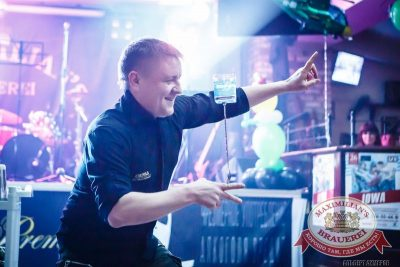День Защитника Отечества, день второй, 22 февраля 2015 - Ресторан «Максимилианс» Казань - 22