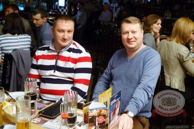 День Защитника Отечества, 22 февраля 2014 - Ресторан «Максимилианс» Казань - 15