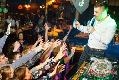 «Дыхание ночи»: Dj Denis Rublev (Москва), 30 января 2015 - Ресторан «Максимилианс» Казань - 12