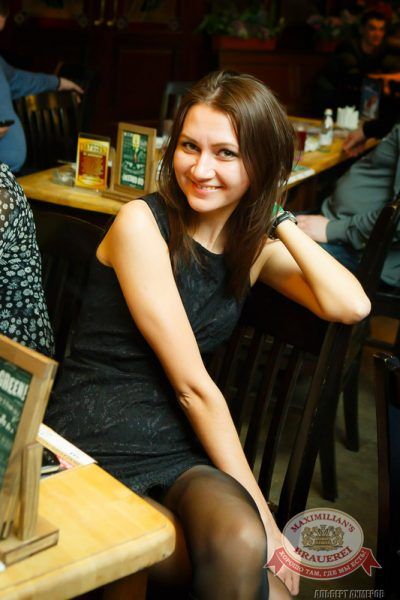 «Дыхание ночи»: Dj Сергей Рига (Москва), 21 марта 2014 - Ресторан «Максимилианс» Казань - 17