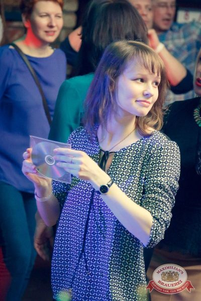«Дыхание ночи»: Dj Shirshnev (Москва), 25 марта 2016 - Ресторан «Максимилианс» Казань - 15