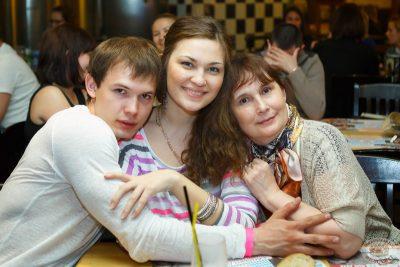 Дуэт «Сёстры Зайцевы», 27 апреля 2013 - Ресторан «Максимилианс» Казань - 11