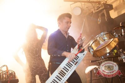 «Дыхание ночи»: Astero (Санкт-Петербург), 23 мая 2014 - Ресторан «Максимилианс» Казань - 10