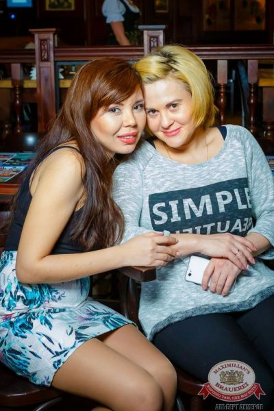 «Дыхание ночи»: Astero (Санкт-Петербург), 24 апреля 2015 - Ресторан «Максимилианс» Казань - 05