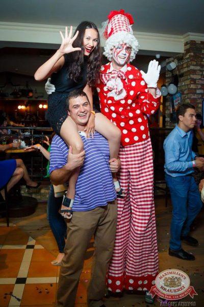 «Дыхание ночи»: Circus Show, 10 июля 2015 - Ресторан «Максимилианс» Казань - 03