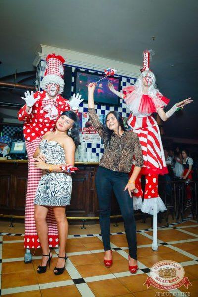 «Дыхание ночи»: Circus Show, 10 июля 2015 - Ресторан «Максимилианс» Казань - 04