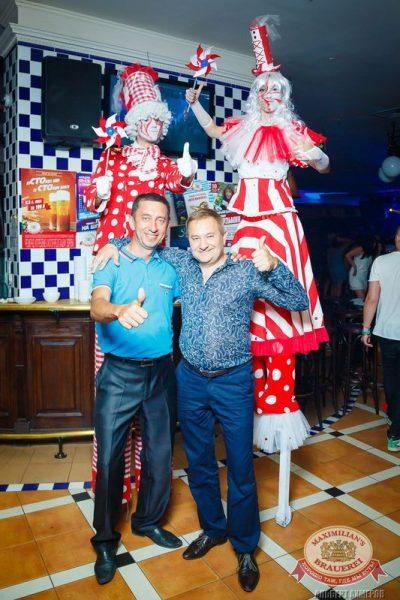 «Дыхание ночи»: Circus Show, 10 июля 2015 - Ресторан «Максимилианс» Казань - 05
