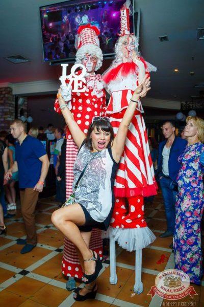 «Дыхание ночи»: Circus Show, 10 июля 2015 - Ресторан «Максимилианс» Казань - 06