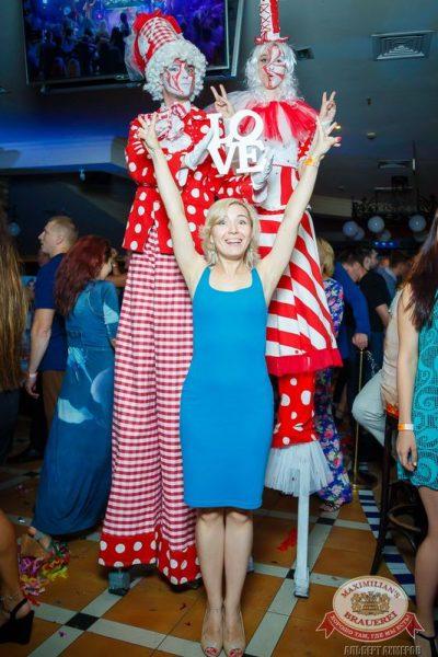 «Дыхание ночи»: Circus Show, 10 июля 2015 - Ресторан «Максимилианс» Казань - 07