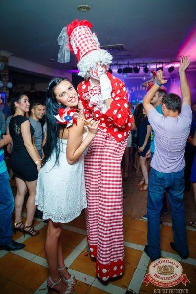«Дыхание ночи»: Circus Show, 10 июля 2015 - Ресторан «Максимилианс» Казань - 08