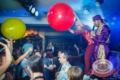 «Дыхание ночи»: Circus Show, 10 июля 2015 - Ресторан «Максимилианс» Казань - 10