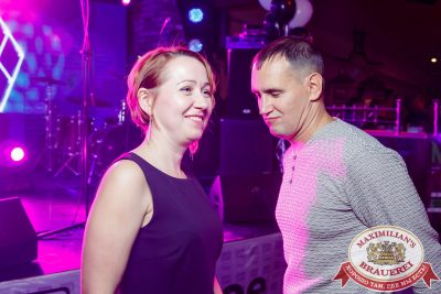 «Дыхание ночи»: день рождения радио Record. Dj Cosmo & Skoro, 3 ноября 2017 - Ресторан «Максимилианс» Казань - 00013