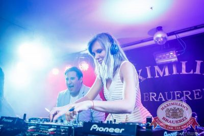 «Дыхание ночи»: DJ Amira (Москва), 29 августа 2015 - Ресторан «Максимилианс» Казань - 01