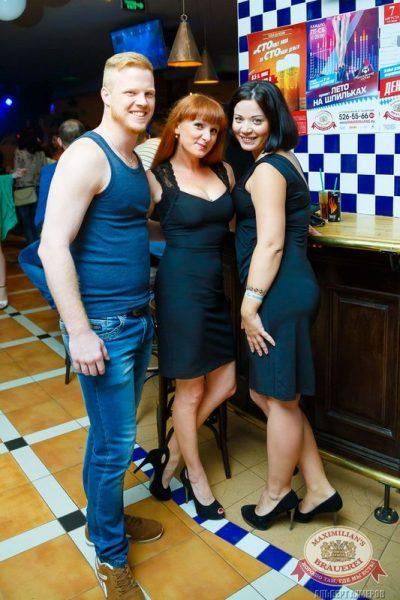 «Дыхание ночи»: Dj Anton Almazov (Москва), 17 июля 2015 - Ресторан «Максимилианс» Казань - 08
