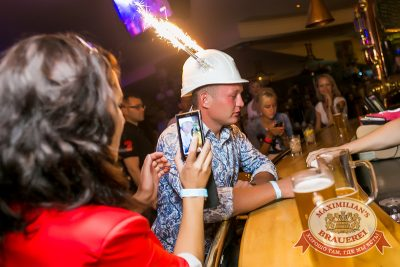 «Дыхание ночи»: Dj Anton (Москва), 11 июля 2014 - Ресторан «Максимилианс» Казань - 06
