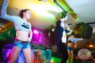 «Дыхание ночи»: DJ Fiesta Fox (Казань), 1 августа 2014 - Ресторан «Максимилианс» Казань - 02