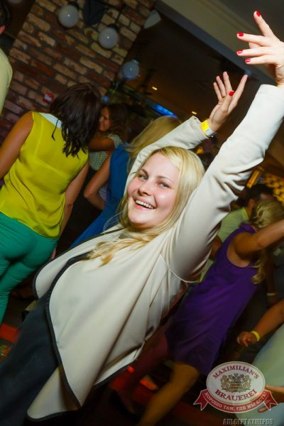 «Дыхание ночи»: DJ Fiesta Fox (Казань), 1 августа 2014 - Ресторан «Максимилианс» Казань - 19