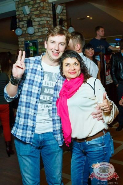 «Дыхание ночи»: DJ Haipa (Москва), 11 сентября 2015 - Ресторан «Максимилианс» Казань - 25