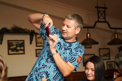 Дыхание Ночи: Dj Игорь Кокс, 14 июля 2012 - Ресторан «Максимилианс» Казань - 16