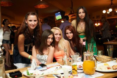 Дыхание Ночи: Dj Игорь Кокс, 14 июля 2012 - Ресторан «Максимилианс» Казань - 18