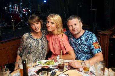 Дыхание Ночи: Dj Игорь Кокс, 14 июля 2012 - Ресторан «Максимилианс» Казань - 28