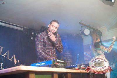 «Дыхание ночи»: DJ Jebel (Бельгия), 26 апреля 2014 - Ресторан «Максимилианс» Казань - 03