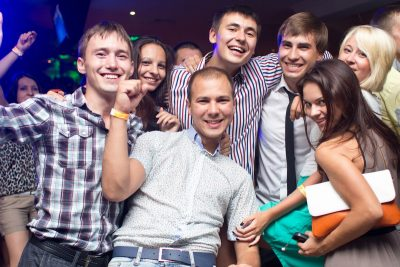 Дыхание Ночи: DJ Natasha Baccardi, 4 августа 2012 - Ресторан «Максимилианс» Казань - 11
