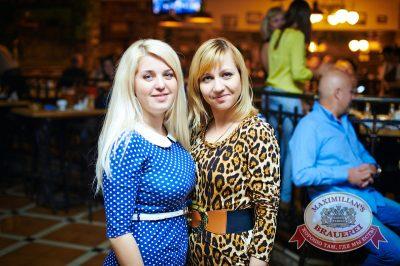 «Дыхание ночи»: Dj NiL (Санкт-Петербург) & Elvira Ragazza (Санкт-Петербург), 11 апреля 2014 - Ресторан «Максимилианс» Казань - 04