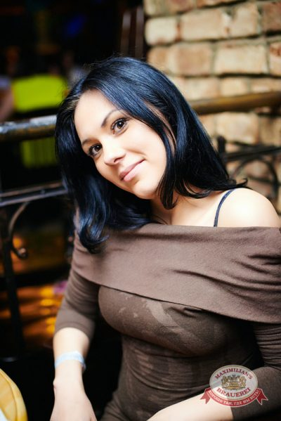 «Дыхание ночи»: Dj NiL (Санкт-Петербург) & Elvira Ragazza (Санкт-Петербург), 11 апреля 2014 - Ресторан «Максимилианс» Казань - 05