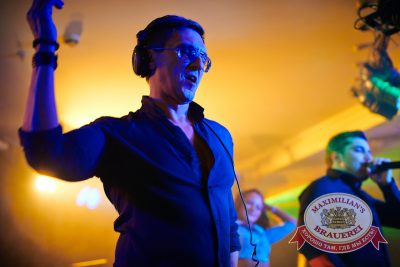«Дыхание ночи»: Dj NiL (Санкт-Петербург) & Elvira Ragazza (Санкт-Петербург), 11 апреля 2014 - Ресторан «Максимилианс» Казань - 15