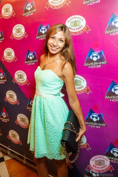 «Дыхание ночи»: DJ Pasha Lee (Москва), 8 августа 2014 - Ресторан «Максимилианс» Казань - 06