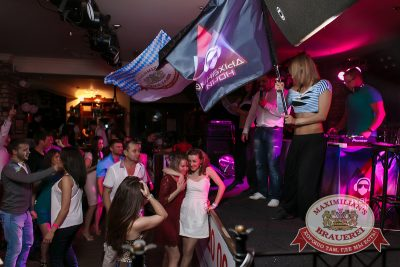 «Дыхание ночи»: DJ Роман Жуков (Казань), 20 июня 2014 - Ресторан «Максимилианс» Казань - 20