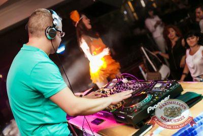 «Дыхание ночи»: DJ Роман Жуков (Казань), 20 июня 2014 - Ресторан «Максимилианс» Казань - 21