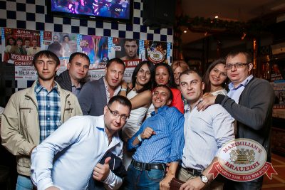 «Дыхание ночи»: DJ Роман Жуков (Казань), 20 июня 2014 - Ресторан «Максимилианс» Казань - 26