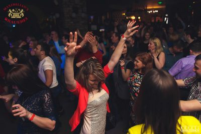 «Дыхание ночи»: Miss DJ (Казань), 18 апреля 2014 - Ресторан «Максимилианс» Казань - 02