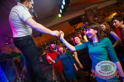 «Дыхание ночи»: новый год пре-пати, 13 декабря 2014 - Ресторан «Максимилианс» Казань - 15