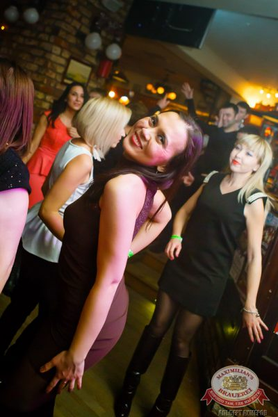 «Дыхание ночи»: новый год пре-пати, 13 декабря 2014 - Ресторан «Максимилианс» Казань - 19
