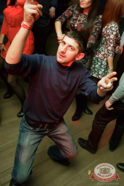 «Дыхание ночи» — Новый год пре-пати: Dj Shirshnev (Москва), 5 декабря 2014 - Ресторан «Максимилианс» Казань - 19