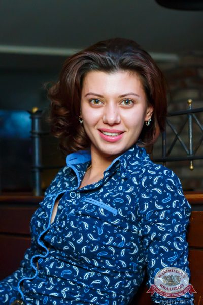 «Дыхание ночи» в «Максимилианс» , 14 ноября 2014 - Ресторан «Максимилианс» Казань - 22
