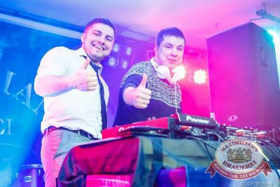 «Дыхание ночи» в «Максимилианс», 20 марта 2015 - Ресторан «Максимилианс» Казань - 16