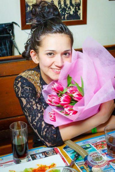 «Дыхание ночи» в «Максимилианс», 6 марта 2015 - Ресторан «Максимилианс» Казань - 03
