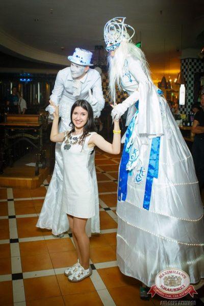 «Дыхание ночи»: White party, 12 июня 2015 - Ресторан «Максимилианс» Казань - 02