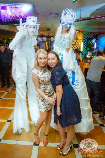 «Дыхание ночи»: White party, 12 июня 2015 - Ресторан «Максимилианс» Казань - 08