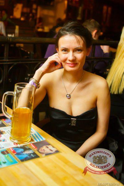 «Дыхание ночи»: DJ Alina Jameson (Уфа), 28 февраля 2014 - Ресторан «Максимилианс» Казань - 08