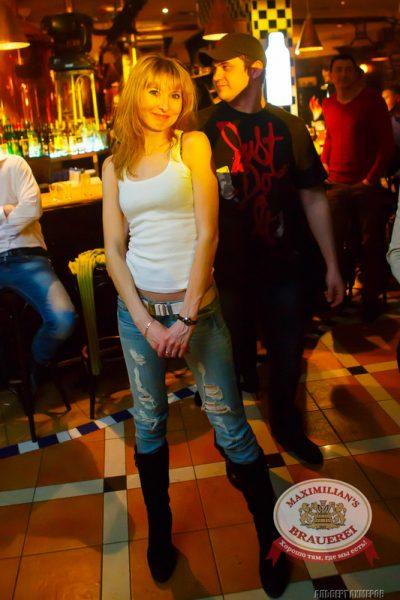 «Дыхание ночи»: DJ Alina Jameson (Уфа), 28 февраля 2014 - Ресторан «Максимилианс» Казань - 11