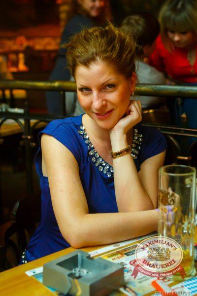 «Дыхание ночи»: DJ Alina Jameson (Уфа), 28 февраля 2014 - Ресторан «Максимилианс» Казань - 14