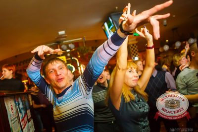 «Дыхание ночи»: DJ Alina Jameson (Уфа), 28 февраля 2014 - Ресторан «Максимилианс» Казань - 17
