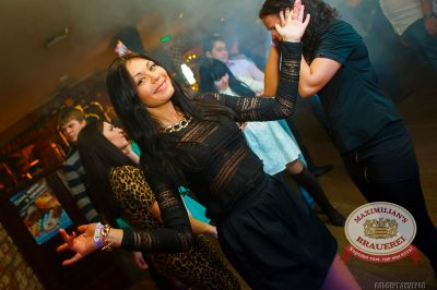 «Дыхание ночи»: DJ Alina Jameson (Уфа), 28 февраля 2014 - Ресторан «Максимилианс» Казань - 21